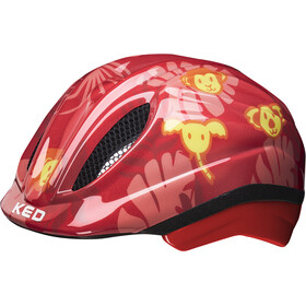 KED Meggy II Trend Helmet Kids safari/pink